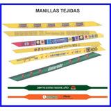 Manillas Tejidas Y Estampadas, Marquillas Y Etiquetas