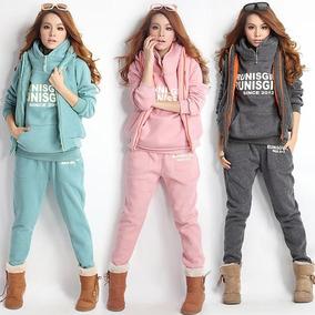 Set Sudadera Chaleco Pants Hoodie Moda Japonesa Vbf