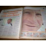 Diario Ole 16/1/1998 - Mac Allister / Deporte Contra Astiz