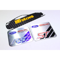 Emblema Autoadherible Ford Focus St Fiesta St Focus Rs