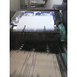 Troqueladora Para Cajas De Pizza 74 X110 Cm Semi Automatica