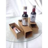 Mini Vinho C/ Emb.- Lembrança Padrinho - 30 Garrafas