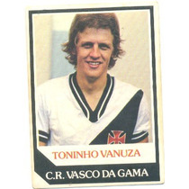 *sll* Ping Pong Futebol Card N. 273 Toninho Vanuza - Vasco