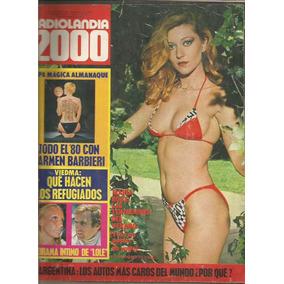 Radiolandia 2000 / Nª 2675 / 1979 /almanaque Carmen Barbieri