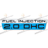 Adesivo Filtro Ar Gm Monza Kadett 2.0 Ohc Fuel Injection