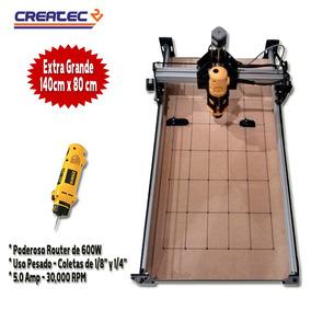Cnc Armada Y Lista Cortadora De Aluminio Mdf Pcb Acrilico Xl