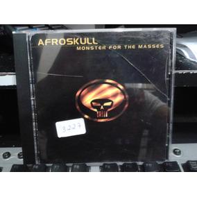 Cd - Monster For The Masses - Afroskull