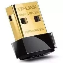 Usb Wireless Adaptador Tp-link Tl-wn725n 150mbps Nano B/g/n
