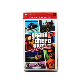 Grand Theft Auto Vice City Stories Nuevo - Psp