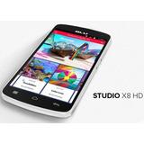 Blu Studio X8 Hd 5.0 Android 5mp Flash Octacore Wifi