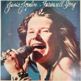 Lp Janis Joplin Farewell Song - Nacional