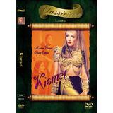Dvd Kismet - Marlene Dietrichl, Ronaldo Colman Raro Lacrado#