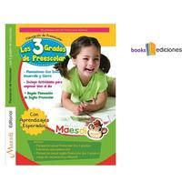 Planeacion De Preescolar Incluye Los 3 Grados De Preescolar