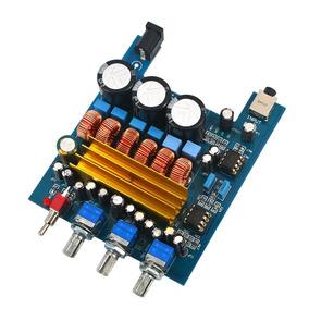 Kit Placa Amplificador 2.1 - 200w Rms: 50w+50w+100w