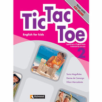 Livro Tic Tac Toe 2 Cd-rom Ed:richmond