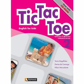 Livro Tic Tac Toe 2 Cd-rom Ed:richmond