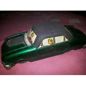 Ford Falcon Antiguo Juguete Caucho