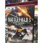 Juego Pc Battlefield 3 End Game Expansion Pack Cod Descarga
