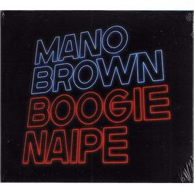 Cd Mano Brown Boogie Naipe Novo Lacrado Frete Gratis