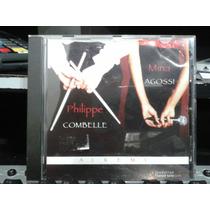 Cd - Alkemi - Mina Agossi & Philippe Combelle