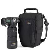 Estuche Lowepro Toploader Zoom 55 Aw Para Canon Nikon Sony