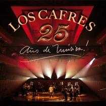 Los Cafres 25 Años De Música 2cd+dvd Open Music