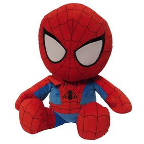 Peluche Disney Spiderman 50 Cm Desde 3 Años Rojo