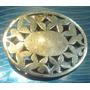 Vintage Antiguo Prendedor Broche Plata Oro Vermeil Mariposas