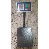 Balanza Digital Industrial 200kg 110v C/bateria Nacho Store