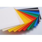 Plancha Acrilico Cristal 1250 X 2470 X 2mm Acryltec
