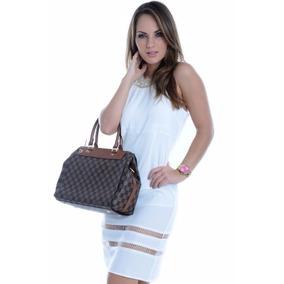 Vestido Feminino Com Recortes - Kam Bess - Ve0757