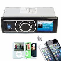 Radio Carro,mp3,mp4,usb,microsd,sd,android,phone,fm,aux