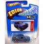 Hot Wheels Color Shifters Auto Van Fandango Cambia Color