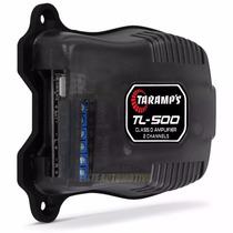 Modulo Amplificador Taramps Tl500 Stereo 2 Canais 100w Rms