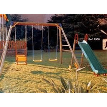 juego infantil multiple para exteriores importado