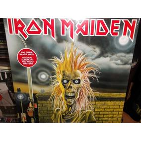 Iron Maiden Lp Importado Sellado