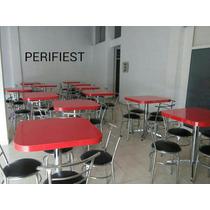 Mesa Estandar Para Restaurante Bar Antro Cocinas Lounge