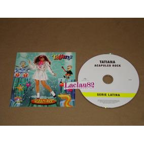 Tatiana Acapulco Rock 2000 Universal Cd