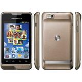 Motorola Motosmart Xt389 3g / Android / Sd 2gb - De Vitrine