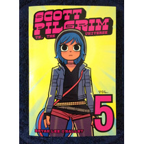 Scott Pilgrim Vs The Universe # 5 (con Dvd Death Note )