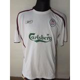 Camisa Liverpool Inglaterra Reebok 2003 2004 Rara