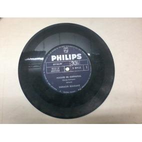 Disco Simple Vinilo Philips 83136-pb Horacio Guarany Noches