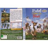 Dvd Putz! A Coisa Tá Feia, Animação, Original, Infantil