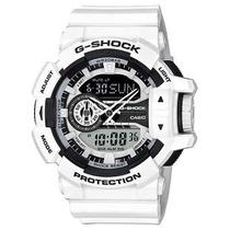 Relógio Casio G-shock Ga-400-7a H.mundial 5 Alarmes 200m Nfe