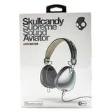 Audifonos Skullcandy Aviator Chromo