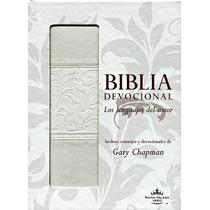 Biblia Devocional Los Lenguajes Del Amor Blanca Para Boda