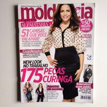 Revista Molde & Cia Alfaiataria Nívea Stelmann Ano 2013 N°19