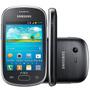 Celular Samsung Galaxy Star Trios S5283 Cinza Seminovo