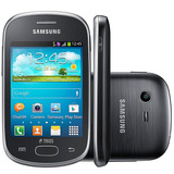 Samsung Galaxy Star Trios S5283 3 Chip Vitrine+garantia+nf