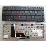 Teclado Hp Probook 6440b 609839-071 Point Stick